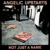 Angelic Upstarts 'Not Just A Name EP'  7""