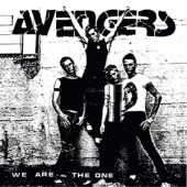 Avengers 'We Are The One' + 'I Believe In Me' + 'Car Crash'   7""