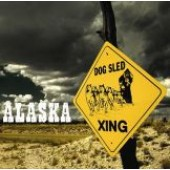 Alaska - 'Dog Sled Crossing'  CD