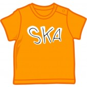Baby Shirt 'SKA' all sizes