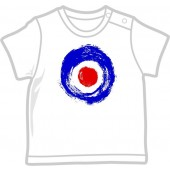 Baby Shirt 'Brushed Target' 5 sizes