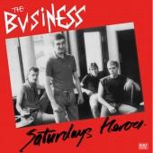 Business 'Saturdays Heroes' LP ltd. white vinyl
