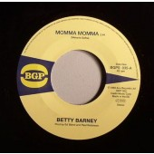 Betty Barney 'Momma Momma' + Chili Peppers 'Chicken Scratch'  7""