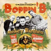 Boppin' B. 'Monkey Business'  CD