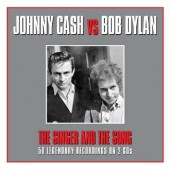 Cash, Johnny & Bob Dylan 'The Singer And The Song'  2-CD