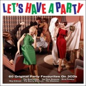V.A. 'Let's Have A Party'  3-CD