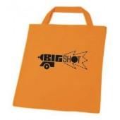Cotton Bag 'Bigshot Records' - orange