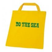 Cotton Bag 'Do The Ska' - yellow