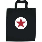 Baumwolltasche Red Star