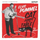 Elvis Pummel 'Cat Jumps On The Table EP'  7""