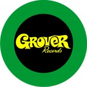 free for orders over  50 €: fridge magnet 'Grover Records'