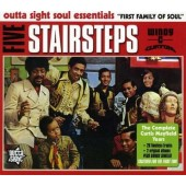 Five Stairsteps 'The Complete Curtis Mayfield Years'  CD