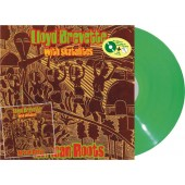 Brevette, Lloyd with Skatalites 'African Roots' LP+CD ltd. green 180g vinyl