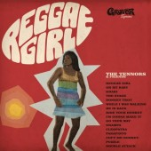 Tennors & Friends 'Reggae Girl'  LP+CD