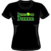 Girlie Shirt 'Desmond Dekker' - sizes small, medium, large