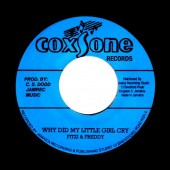 """Fitzi & Freddy 'Why Did My Little Girl Cry' + Winston Samuels 'I Won't Be Discourage'  7"""""""
