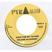 """Alphonso, Roland 'Song For my Father' + 'Nothing For Nothing'  7"""""""