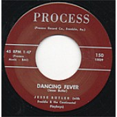 Butler, Jesse 'Dancing Fever' + 'Teardrops & Pennies'  7""