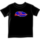 kids shirt 'Keytones' black, 5 sizes