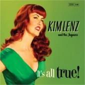 Lenz, Kim & Her Jaguars 'It's All True!'  CD