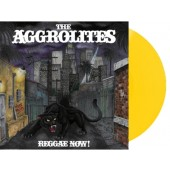 Aggrolites 'Reggae Now!' LP ltd. yellow Vinyl