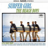 Beach Boys 'Surfer Girl'  LP