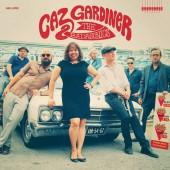 Caz Gardiner & The Badasonics 's/t'  LP