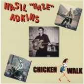 Adkins, Hasil 'Haze' 'Chicken Walk'  LP