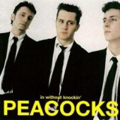 Peacocks 'In Without Knockin''  LP+cd ltd. edition