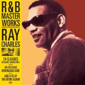 Charles, Ray 'R&B Master Works'  2-LP+CD+mp3