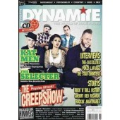 Dynamite! Magazine # 85 - The World Of Rock'n'Roll - 130 p. + CD *Creepshow*Skatalites*Selecter*