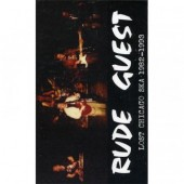 Rude Guest 'Lost Chicago Ska 1982-1993' MC