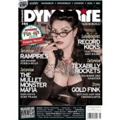 Dynamite! Magazine # 84 - The World Of Rock'n'Roll - 130 pages + CD *Texabilly Rockets*Red Soul Community*
