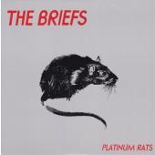 Briefs 'Platinum Rats' LP clear vinyl