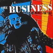 Business 'No Mercy For You' LP golden vinyl