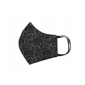 Relco Mask 'Paisley black'