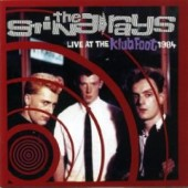 Sting-Rays 'Live At The Klubfoot 1984'  CD