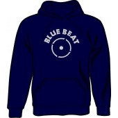 hooded jumper 'Blue Beat' all sizes