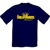 T-Shirt 'Valkyrians' navy - sizes S - XXL
