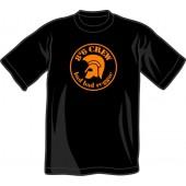 T-Shirt '8°6 Crew - Bad Bad Reggae' black - size S