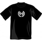 T-Shirt '69' all sizes small black