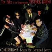 Falco, Tav & Panther Burns 'Conjurations: Séance For Deranged Lovers'  CD