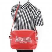 Warrior PVC Shoulder Bag 'Skinhead England'