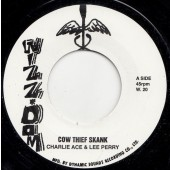 Ace, Charlie 'Cow Thief Skank' + Upsetters 'Seven & Three Quarter Skank' 7""